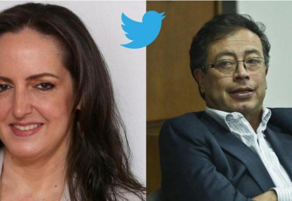 Petro le echa la culpa a los senadores uribistas de la muerte de Dilan