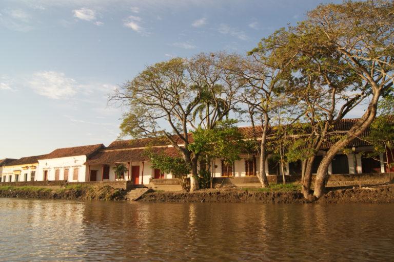 El río Magdalena fue declarado sujeto de derechos en respuesta a una demanda judicial. Foto: CorMagdalena.