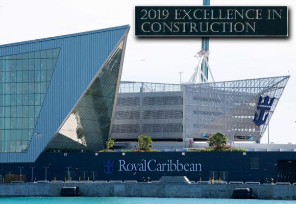 Premiado el terminal Royal Caribbean de Miami