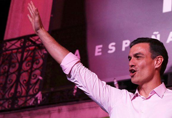 El socialista Pedro Sánchez se mantiene en la Presidencia de España