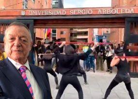 ¿El rector de la Sergio Arboleda quiere neutralizar a sus estudiantes?
