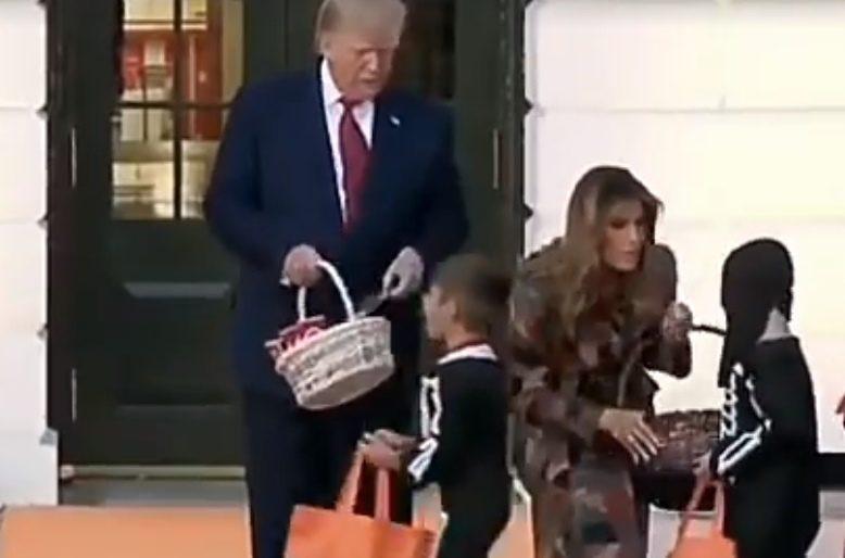 El desprecio de los niños a Donald Trump. Video