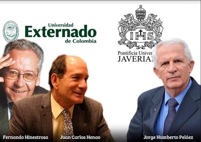 El Externado, la universidad más rica de Colombia y la Javeriana la más endeudada