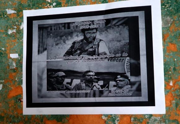 Ácido recibimiento a Timochenko en La Habana