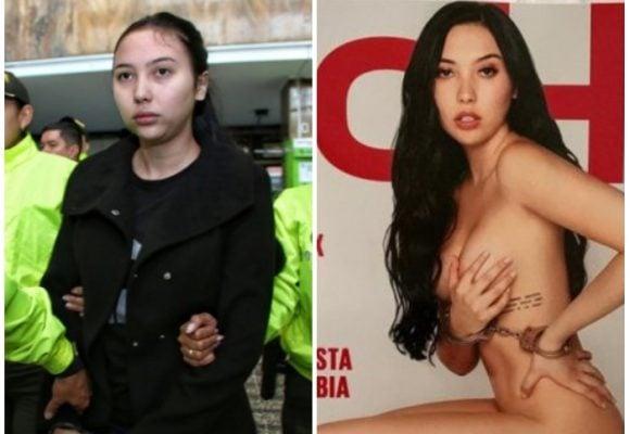 La deformada de Soho a la hija de Aida Merlano: Se pasaron de Photoshop