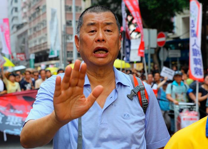 El millonario que arriesgó todo por apoyar las protestas de Hong Kong