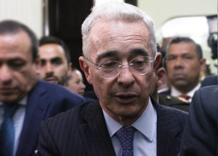 Uribe y una justicia gravemente enferma