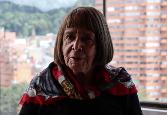 Gracias, Beatriz González, por recuperar los columbarios del Cementerio Central