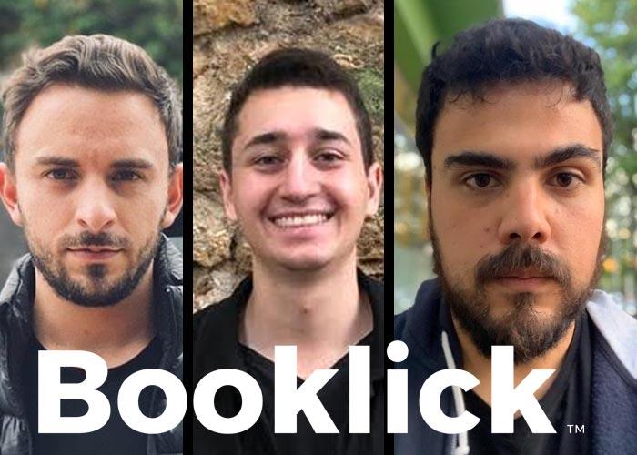 Los genios detrás de Booklick: la revolución de los libros universitarios