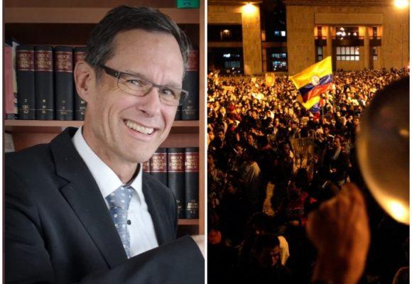 El embajador de Alemania analiza el paro