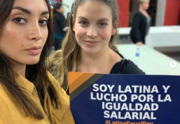 Carolina Guerra, la multimillonaria que marcha contra Duque en Londres