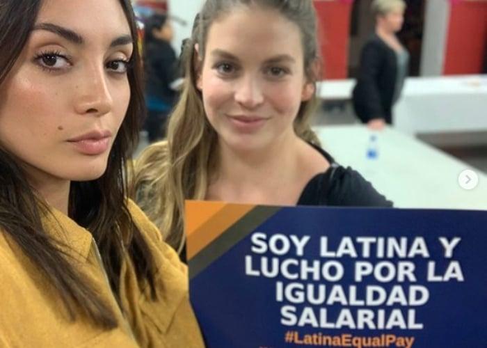 El activismo político de Carolina Guerra en favor del paro