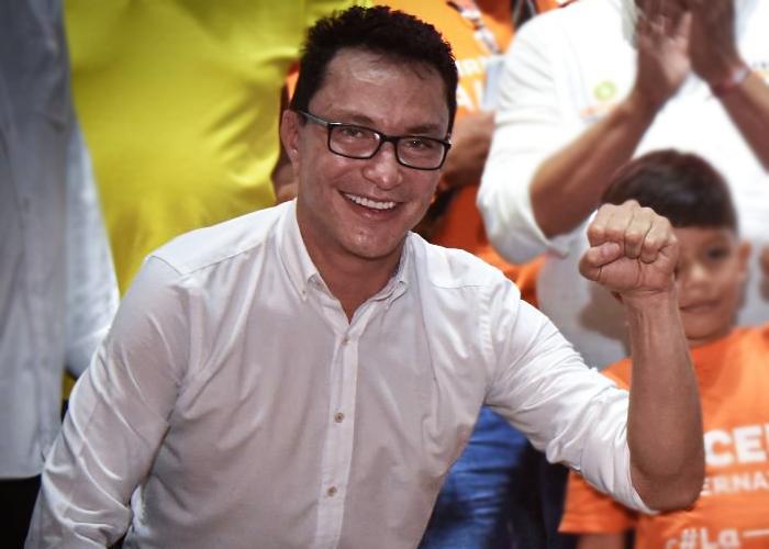 No hace falta acaparar los medios para obtener victorias electorales: Carlos Caicedo lo demostró