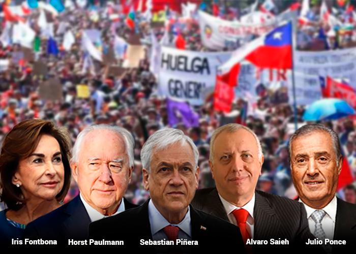 El presidente Piñera y 10 chilenos más entre los billonarios del mundo