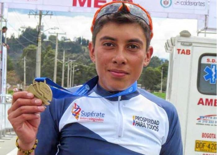 Dylber Cabrera, la nueva joya del ciclismo nariñense - Las2orillas