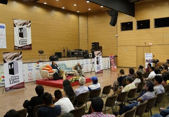 Popayán Ciudad Libro, una feria para el diálogo en una región en conflicto