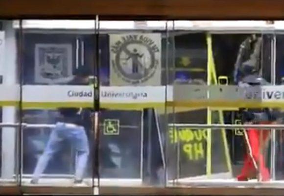 ¿Quién castigará a los vándalos que destruyeron y saquearon Ciudad Universitaria?