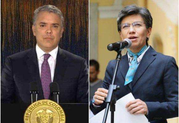 Anoche Claudia López demostró que tiene más presencia presidencial que Duque