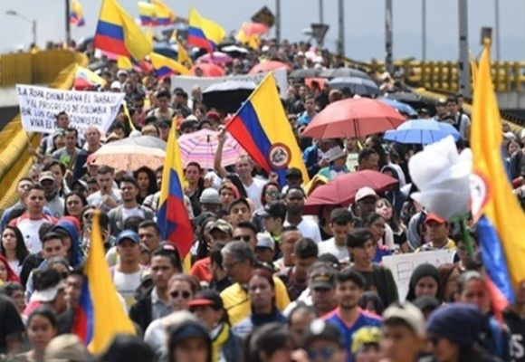 La primavera colombiana