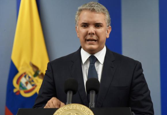 Duque parece más el mandatario de Venezuela