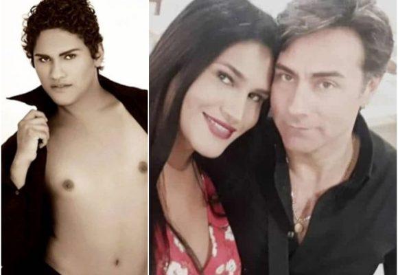 Con reveladora foto esposa trans de Mauro Urquijo despeja dudas