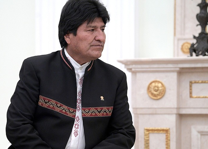 Evo Morales: de genio a pendejo