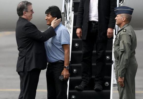 El exilio del autócrata de Bolivia y su círculo más próximo