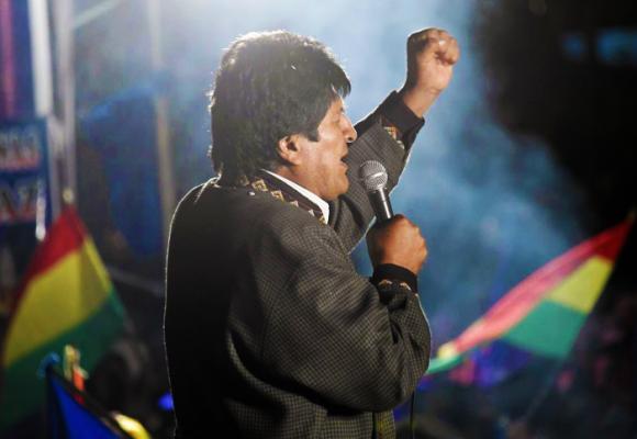 Reflexiones ante la crisis en Bolivia