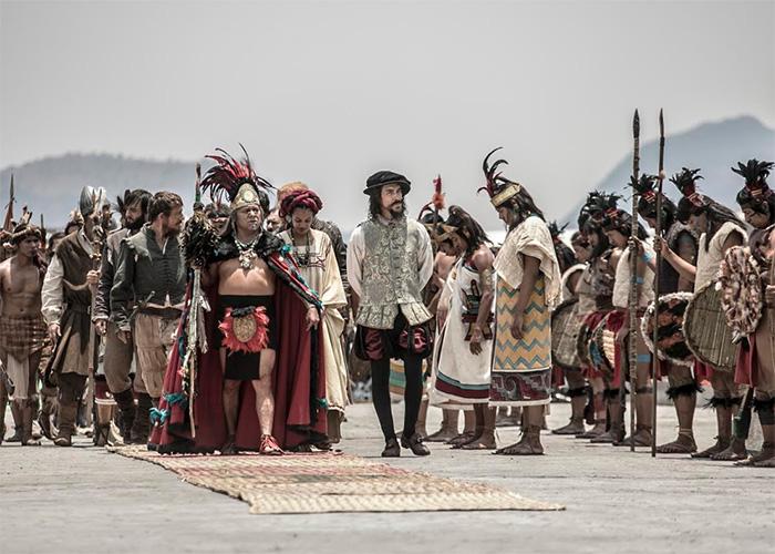La superproducción de Hernán Cortés y sus 500 años de la llegada a México