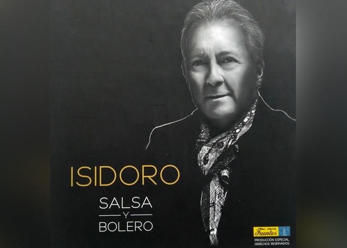 'Salsa y bolero', lo último de Isidoro Medina Patiño