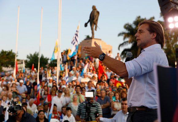 Uruguay finalmente tiene presidente: Lacalle Pou ganó, tras el conteo final de votos