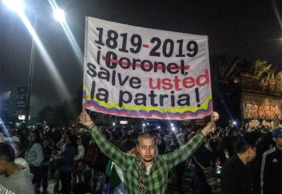 ¡Despertó Colombia, despertó!