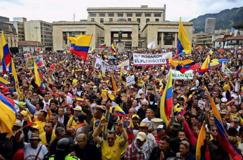 ¿Se acerca la gran revolución colombiana?