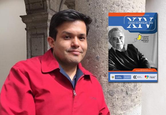 Un mexicano gana el Concurso Internacional de Cuento Ciudad de Pupiales