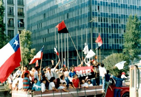 Los antecedentes de la crisis chilena