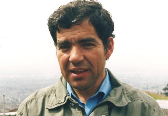 Óscar Bustos, el documentalista de la memoria