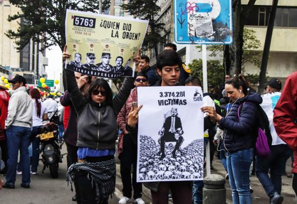 Colombia y el paro en los tiempos del cólera