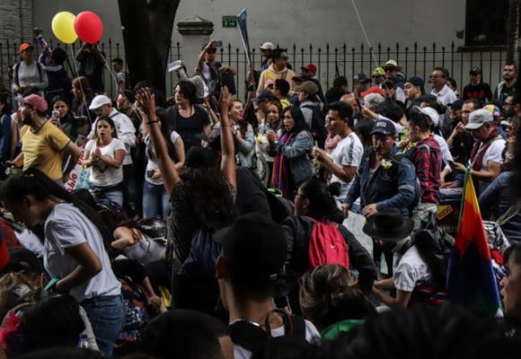 Colombia: entre el miedo y la oclocracia