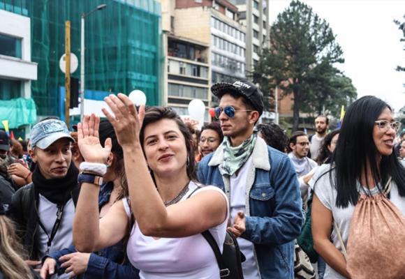 Del paro nacional y nuestro derecho a la protesta social
