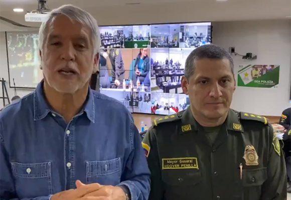 Peñalosa confirma campaña de pánico orquestada en Bogotá