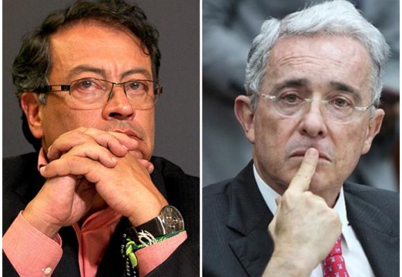 Petro, la antítesis de Uribe