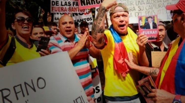 """""""No politicen esto"""": el mensaje de Residente para Colombia"""