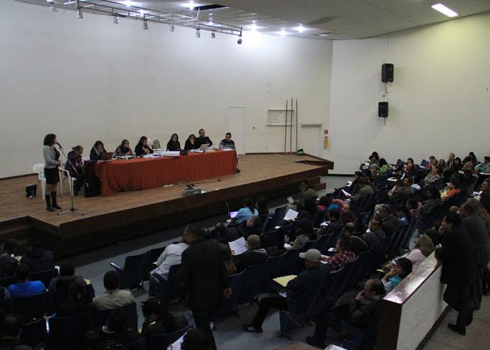 Acuerdos y decisiones del Comando Popular de Paro de Bogotá