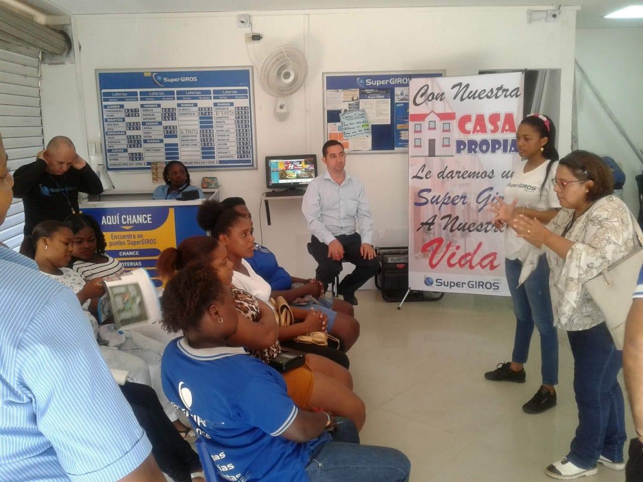 Socialización del Proyecto de Vivienda en Chocó.