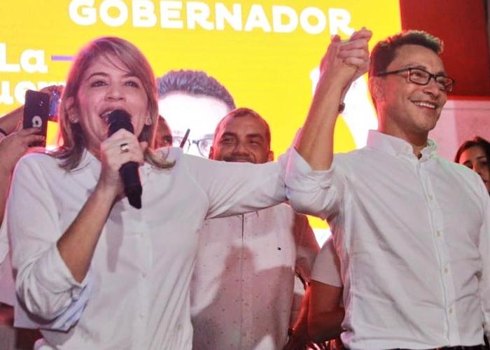 ¡Moñona electoral en Santa Marta y el Magdalena!