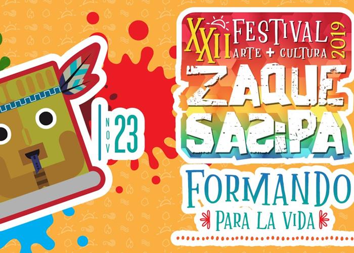 Con lo mejor del folclor ancestral colombiano inició el Festival Zaquesazipa