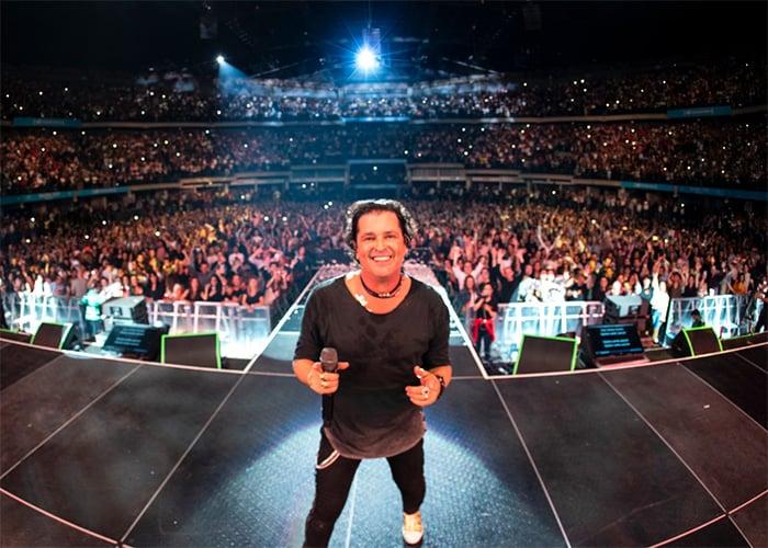 Cómo Movistar Arena se convirtió en el templo de los espectáculos de Bogotá