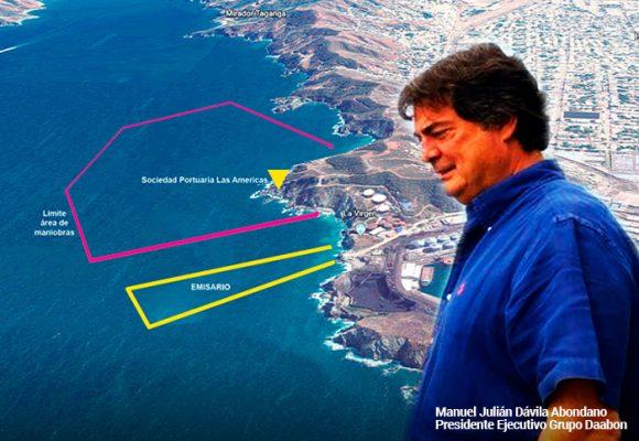 Puerto Las Américas: peligro inminente para Taganga