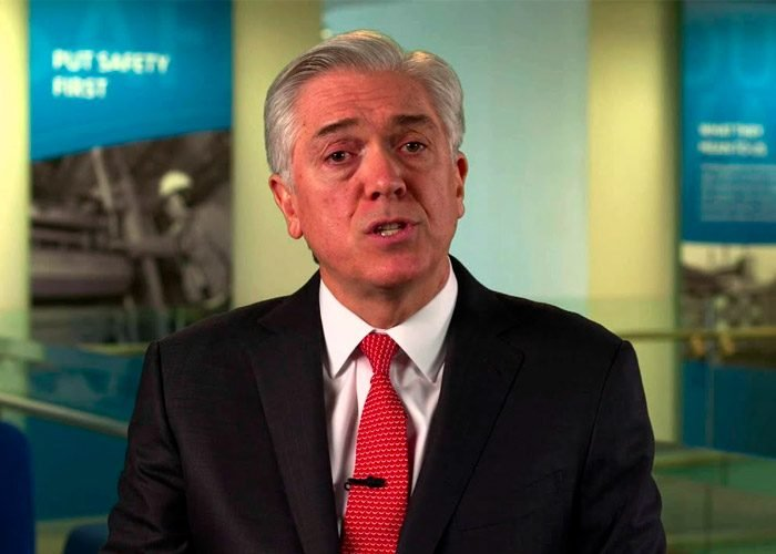 El venezolano Andrés Gluski,es CEO AES Corporation.