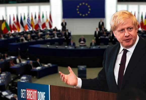 El Brexit de Boris Johnson: portazo definitivo a la UE